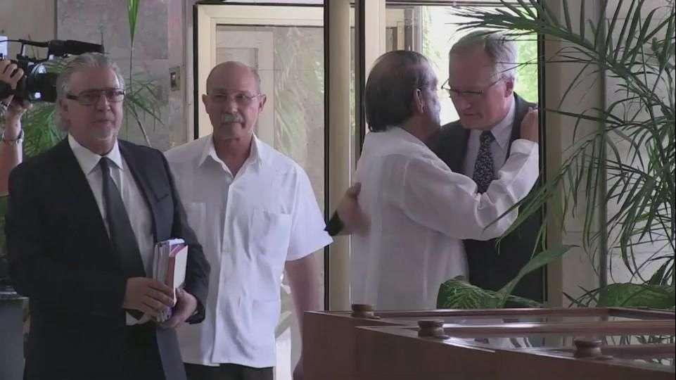 Unión Europea y Cuba también retoman negociaciones