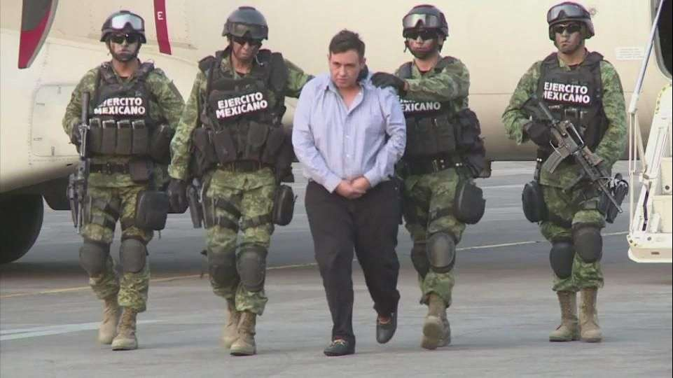 México captura a líder de Los Zetas