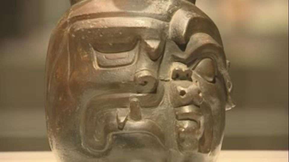 El esplendor de la cultura mochica de Perú conquista España