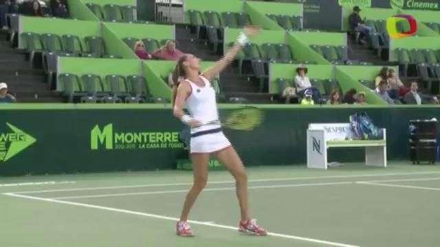 Magdalena Rybarikova elimina a Polona Hercog
