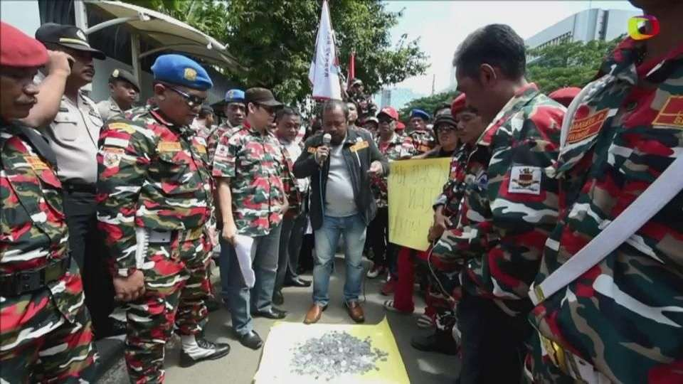 Indonesia rechaza canje de reos con Australia