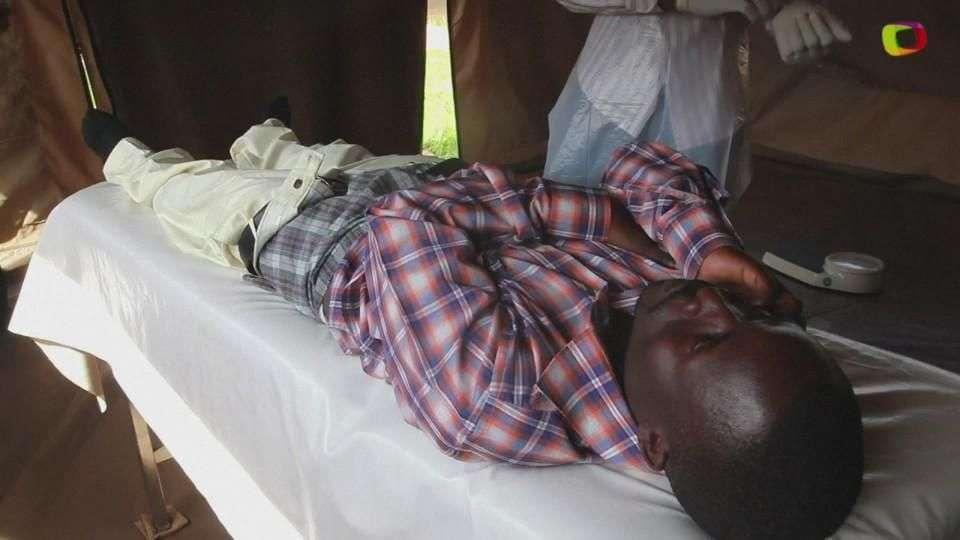 Circuncisión sin cirugía en lucha contra VIH