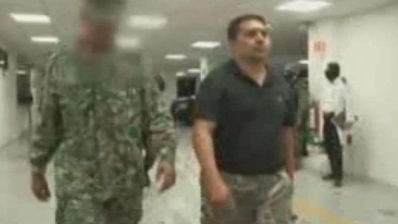 Líder de Los Zetas, catalogado 'extremadamente violento'