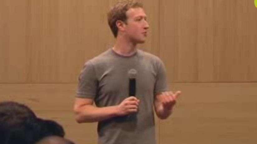 Zuckerberg: 'He vuelto a Barcelona por el jamón'