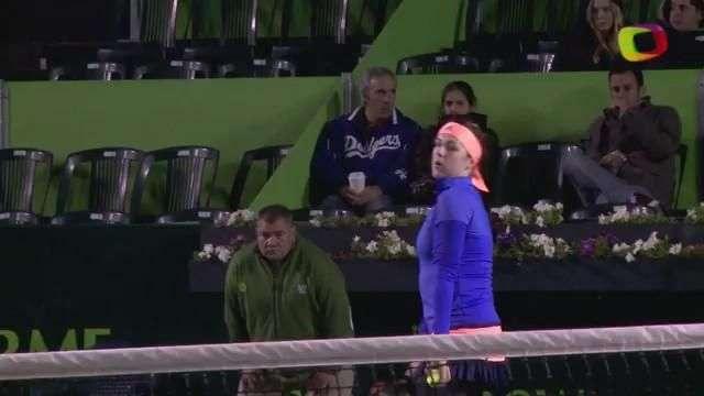 Anastasia Pavlyuchenkova sigue perfecta en Abierto de ...