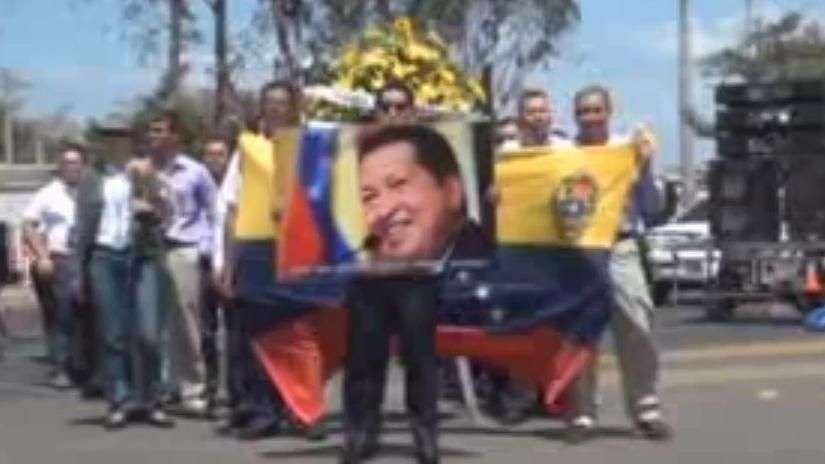 Nicaragua conmemora aniversario de muerte de Hugo Chávez