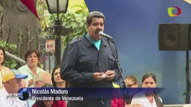 Homenaje de Maduro a Chávez en aniversario