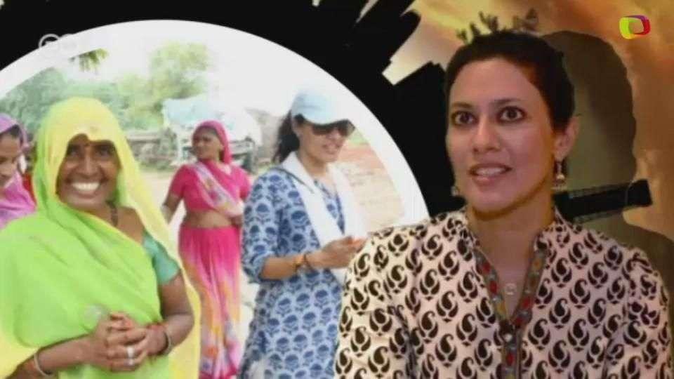 Chhavi Rajawat alcaldesa: Progresar mediante negativas