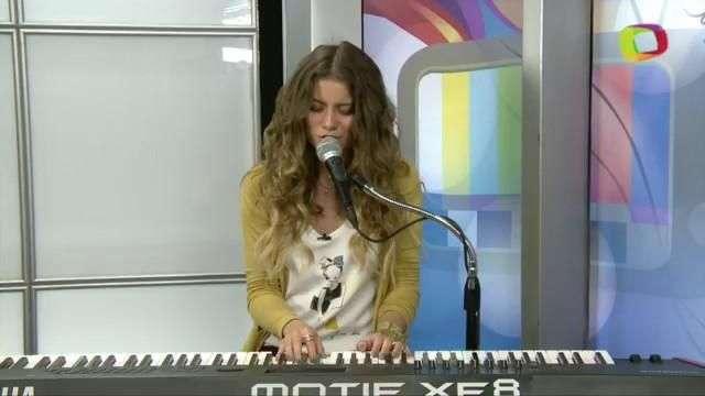 Sofía Reyes presenta lo mejor de su música en Terra