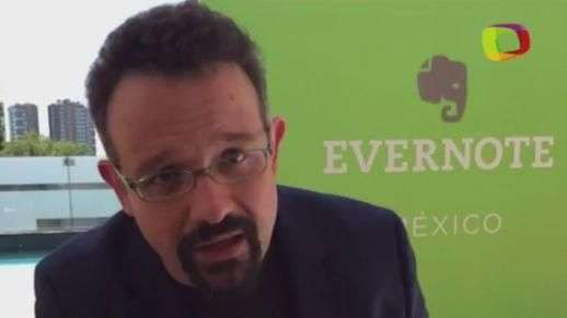 Phil Libin: CEO de Evernote, gamer y fan del Apple Newton