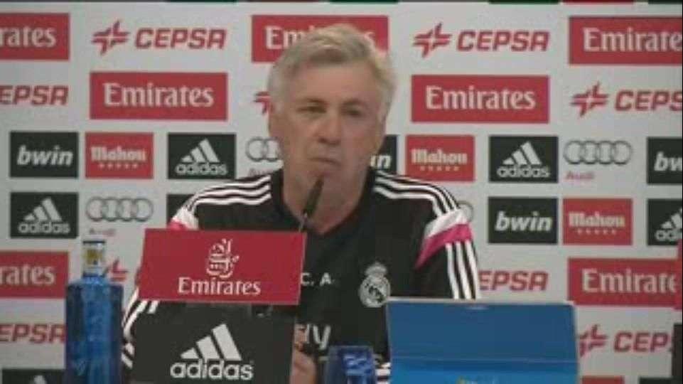 Ancelotti defiende su 'mano floja'