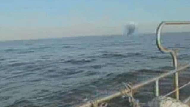 Un OVNI es visto en Galicia y desaparece en el mar