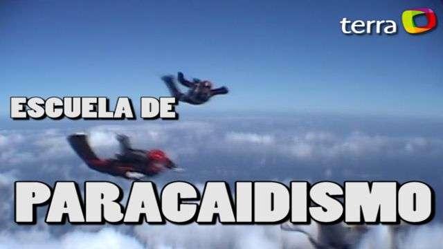 Hecho en Terra: Escuela de Paracaidismo