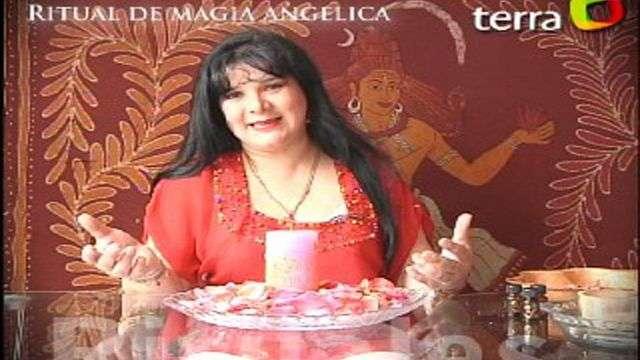 Ritual de año nuevo de magia angelical para el amor