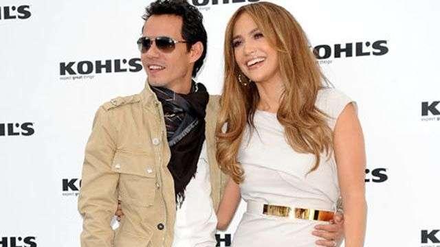 J Lo y Marc Anthony embarcan en el mundo de la moda