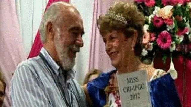 Brasil celebra un concurso para elegir su Miss Abuela