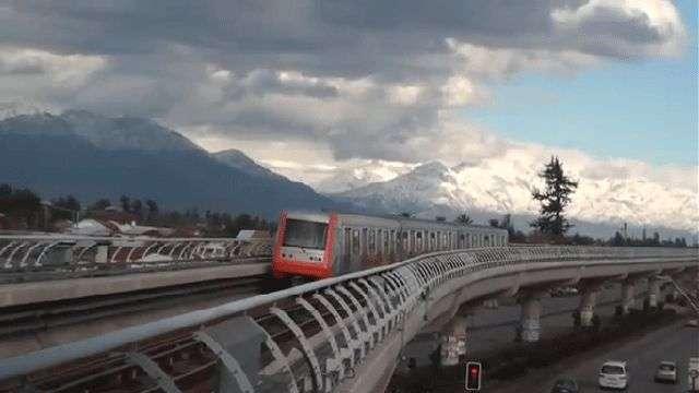 Santiago de Chile: Es lo mejor de dos mundos por influencia cultural