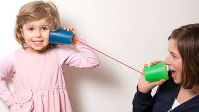 How to communicate with children