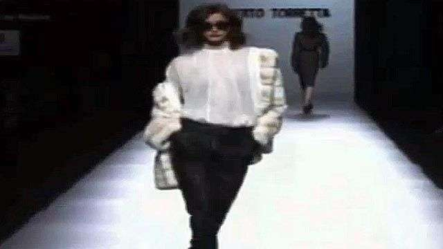 Desfile de Roberto Torretta en la Madrid Fashion Week