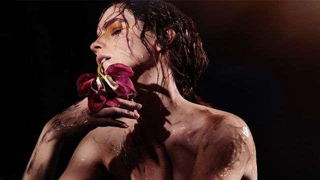 Emma Watson se desnuda a favor del medio ambiente