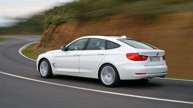 Nuevo BMW Serie 3 GT