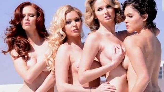 ¡Desnudas! Ganadoras de Miss USA así posan por una buena causa