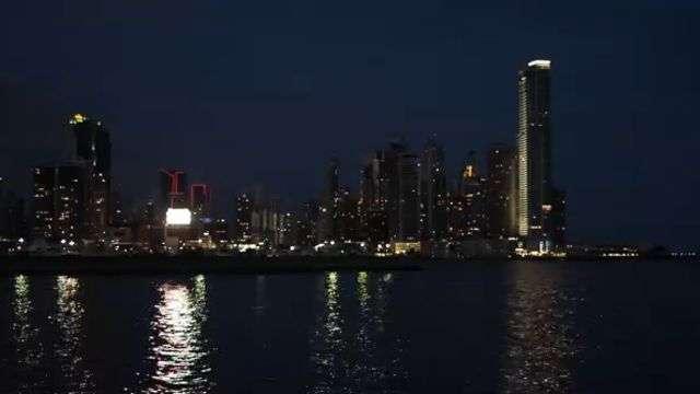 Panamá, su línea de rascacielos que domina todo su horizonte