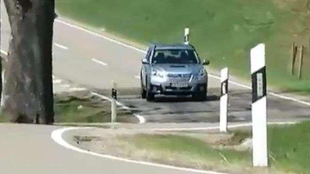Así es la nueva generación del Subaru Outback