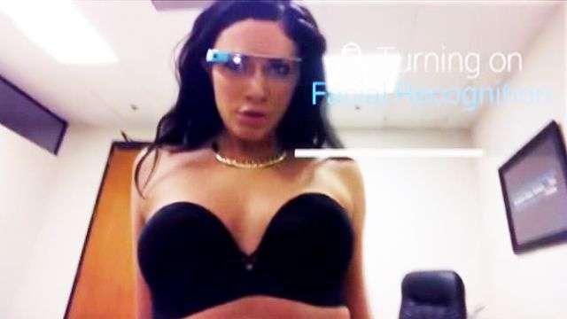 Conoce la primera película porno filmada con Google Glass