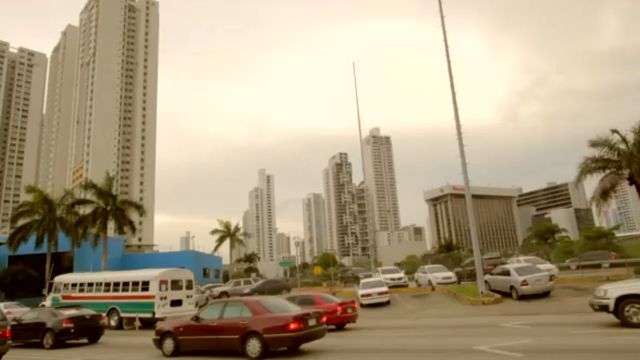 Panamá con su Casco Viejo y su duro corazón de acero y cristal