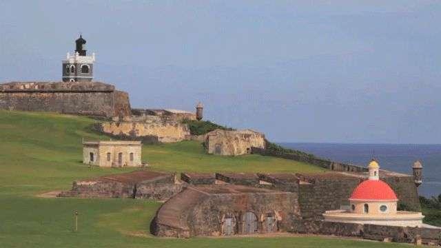 San Juan, maravilla arquitectónica en medio del mar Caribe