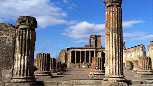 Pompeya, el destino turístico más popular de Italia