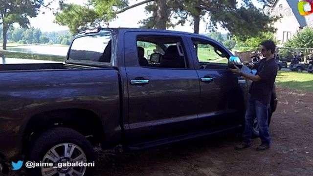 Video Prueba: Toyota Tundra 2014