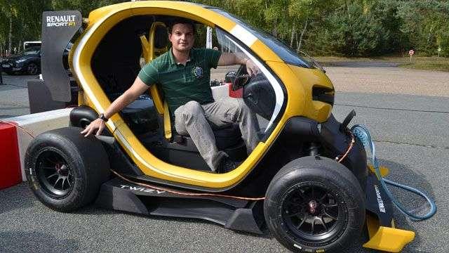 Este 'pequeñín' acelera casi como un Fórmula 1