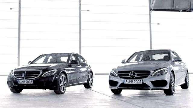 Mercedes Clase C, la berlina más moderna