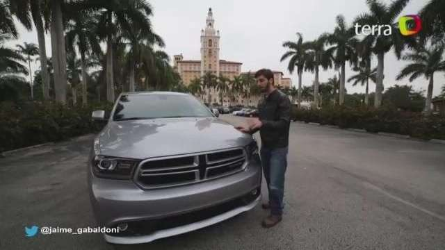 Video: Prueba Dodge Durango R/T 2014