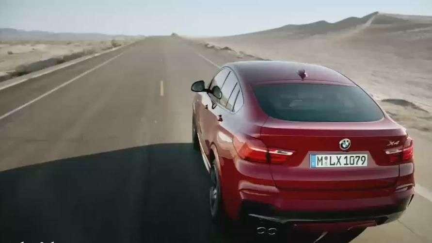 BMW X4, con lo mejor de sus hermanos