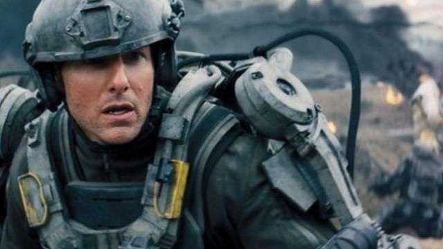 Tom Cruise muere repetidamente en 'Edge of Tomorrow'
