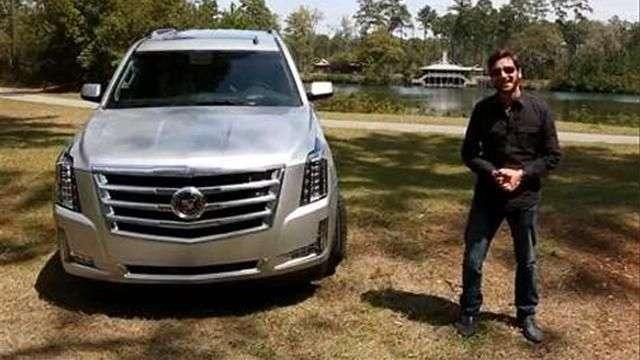 Video: Prueba Cadillac Escalade 2015