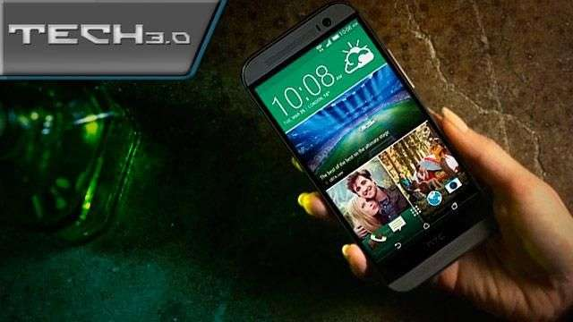 Características del HTC One M8  - Tech 3.0 #11