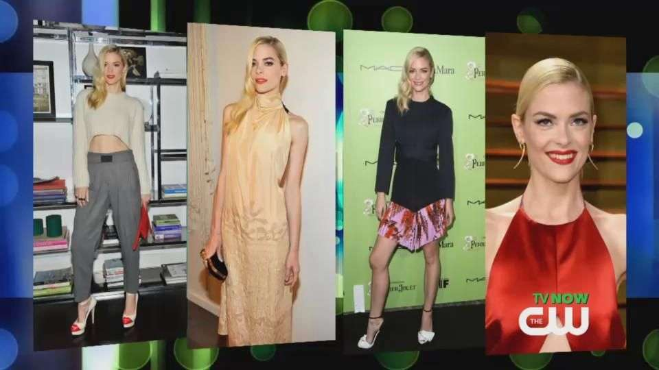 Jaime King Doesn't Believe in Dieting!