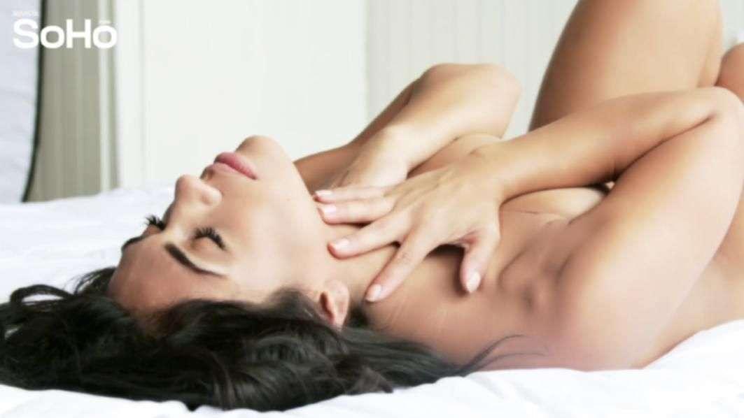 Vania Bludau se desnuda para revista SoHo