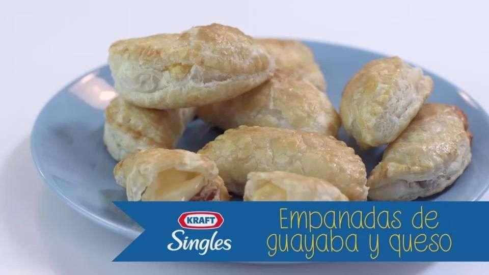 Un Verano Inolvidable: Empanadas de guayaba y queso