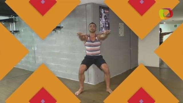 Diego Di Marco te enseña a ejercitar brazos