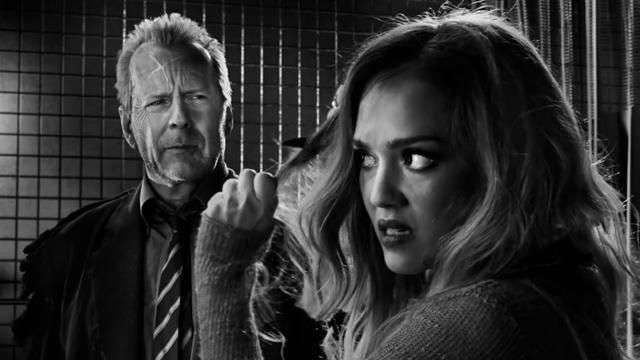 Jessica Alba se vuelve loca en 'Sin City: A Dame to Kill For'