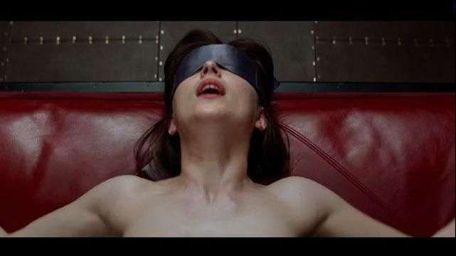 Fifty Shades of Grey, el tráiler en Inglés