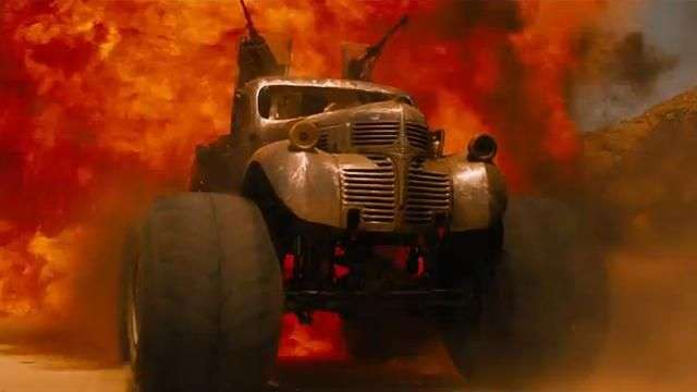 Video: Tráiler 'Mad Max: Fury Road'