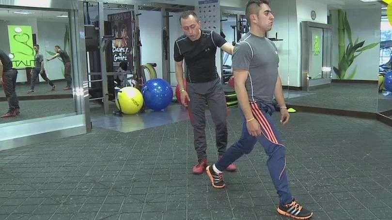 Video de ejercicio para piernas: ¿cómo hacer tijeras?