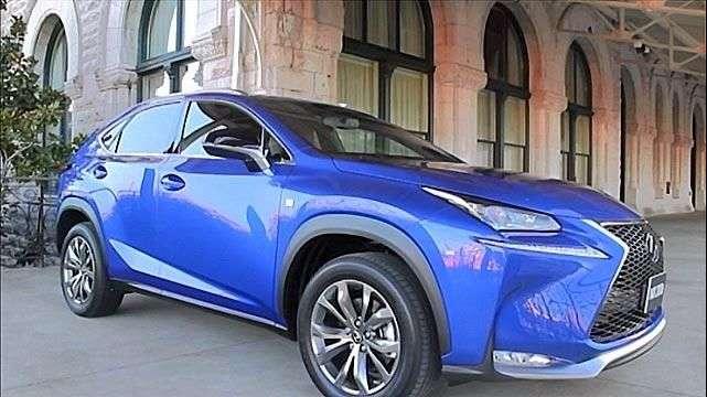Lexus NX, el nuevo todoterreno urbano de lujo de Toyota
