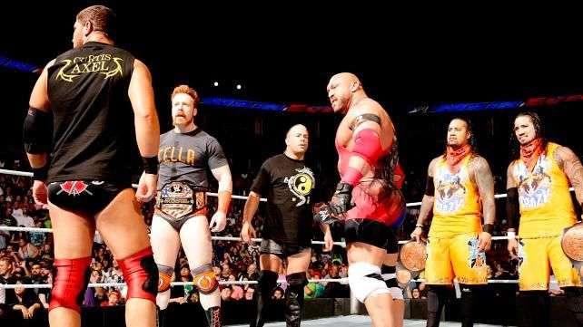WWE Main Event: Los Usos superan la prueba más difícil